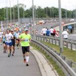 Deszczowy 3. Maraton Szczeciński Sanprobi