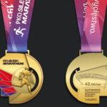 Medal PKO Silesia Marathon 2017