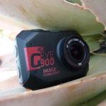 Kamera sportowa G-EYE 900 4K i Full HD Geonaute – recenzja
