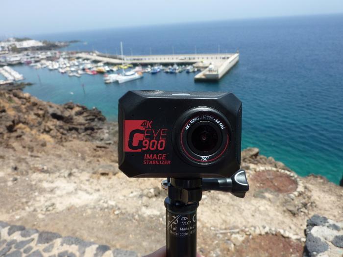Kamera sportowa g eye 900 4k foto9