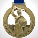 Medal 39. PZU Maratonu Warszawskiego