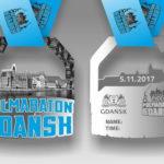AmberExpo Półmaraton Gdańsk 2017 – piękny medal