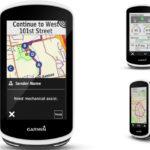 Garmin Edge 1030 z GPS, funkcjami online i Strava