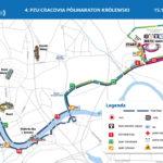 4. PZU Cracovia Półmaraton Królewski: trasa biegu