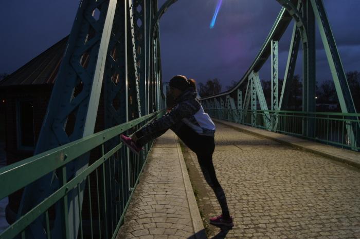 Bieganie w nocy kalenji5