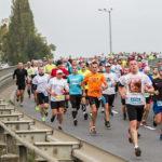 Jubileuszowy AmberExpo Półmaraton Gdańsk w październiku 2018 r.