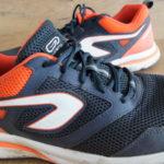 Buty Kalenji Run Active – jak wyglądają po roku biegania?