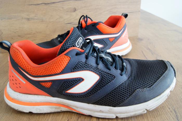 Buty Kalenji Run Active Jak Wygladaja Po Roku Biegania Bieganieuskrzydla Pl Bieganie Trening Maraton