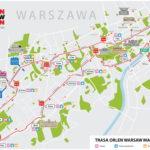 Orlen Warsaw Marathon 2018 – utrudnienia w ruchu podczas maratonu