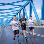 Maraton Szczeciński 2018 – medal ozdobiony bursztynem [PIĘKNY]