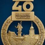 Maraton Warszawski 2018. Medal to majstersztyk!