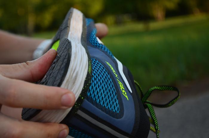 16e07601 Wszystkie modele dostępne są w dziale buty do biegania na stronie Decathlon.  Kończąc już z tematem designu przejdziemy do ukrytych w cholewce rozwiązań  ...