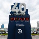 40. PZU Maraton Warszawski coraz bliżej, a w sercu miasta stanęła galeria i zegar