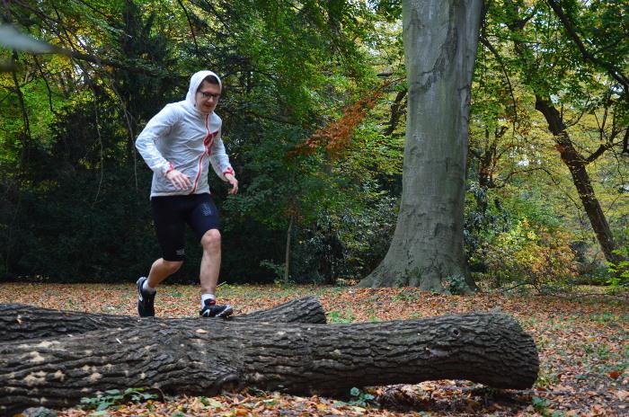 bieganie jesień Compressport