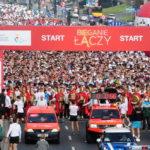 Biegnij Warszawo 2018 – świetne wyniki. 7000 zadowolonych biegaczy!