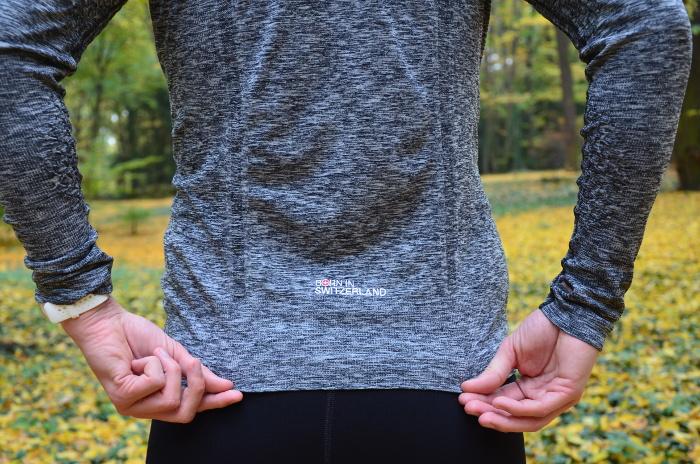 bluza do biegania na jesień Compressport