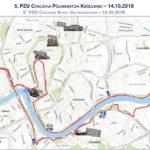 Trwa Cracovia Półmaraton Królewski 2018! Jakie czekają nas utrudnienia?