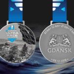 Garmin Ultra Race Trójmiasto 2018. Widzieliście medal?
