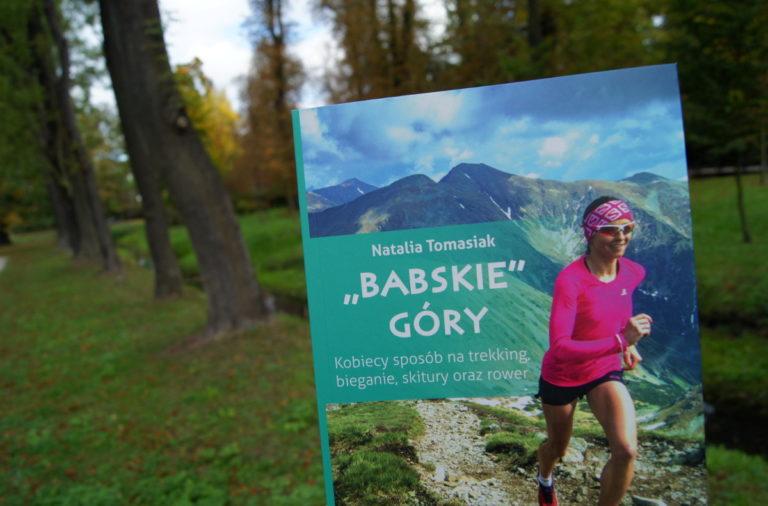 Książka Babskie Góry Natalia Tomasiak