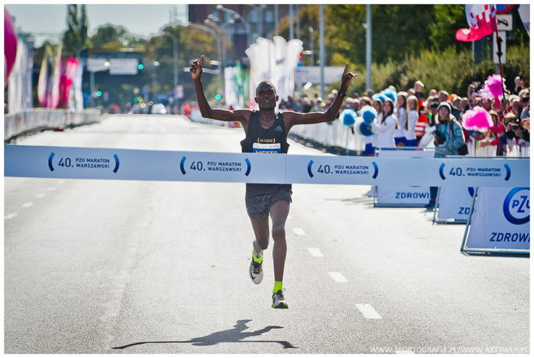 40. PZU Maraton Warszawski
