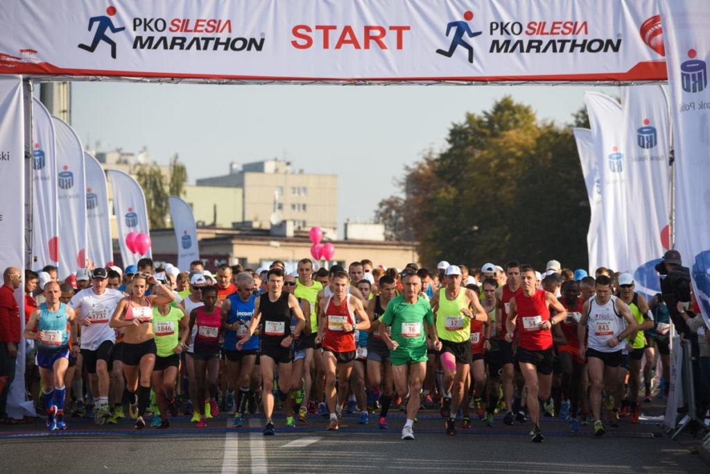 Silesia Marathon 2018. Na biegaczy czeka już Kocioł Czarownic