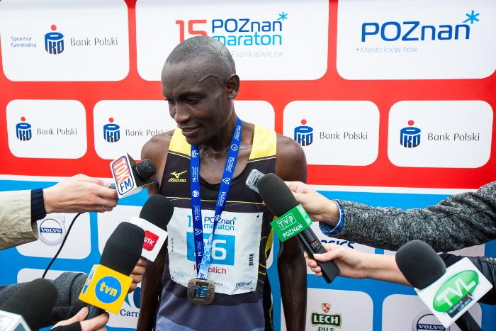 Poznań Maraton 2018 kto wygra