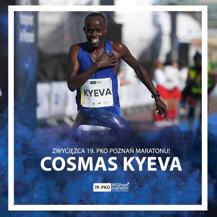Poznań Maraton 2018 wyniki na mecie