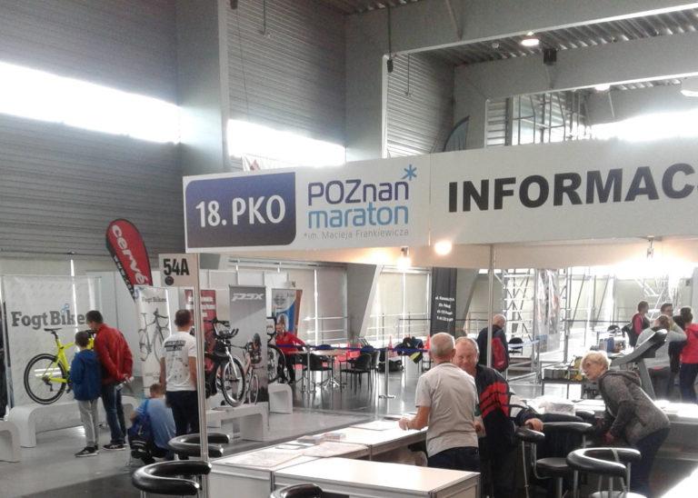 Poznań Maraton 2018 to także targi Sport Expo