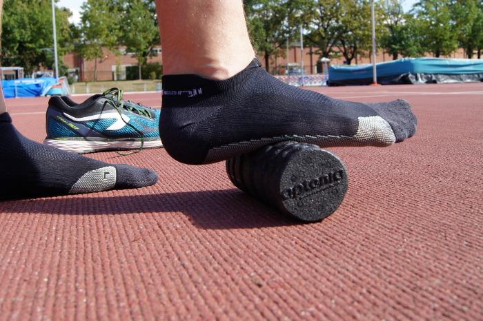 rolowanie mięśni ćwiczenia dla biegaczy