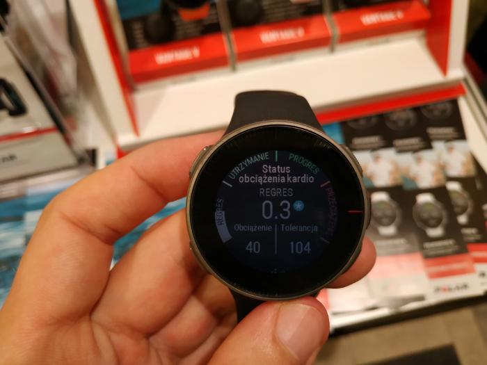 zegarek Polar Vantage V