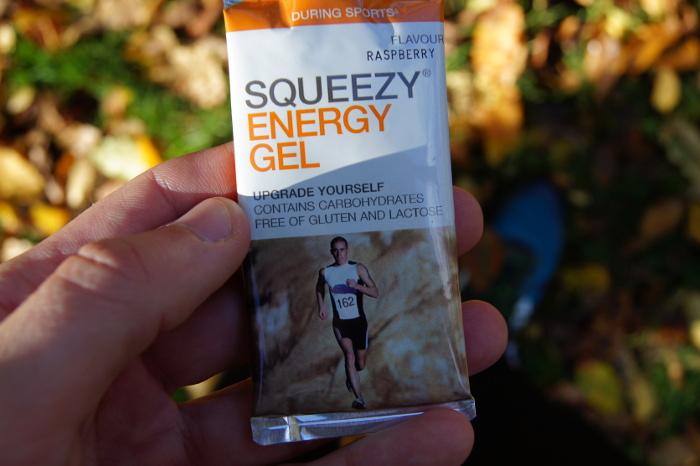 żele energetyczne Squeezy dla biegaczy