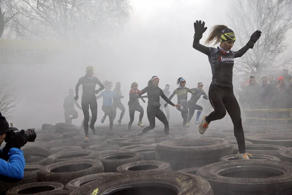 Finał Ligi Runmageddon 2018
