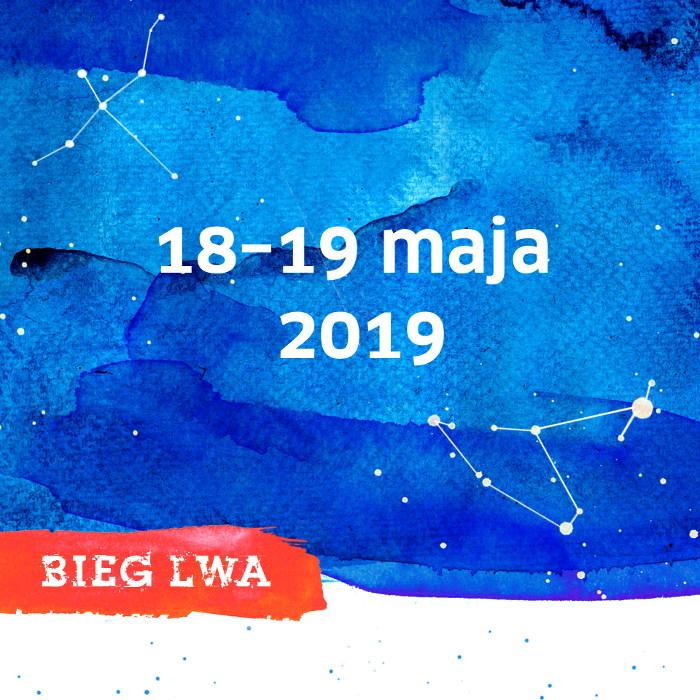 Bieg Lwa 2019 odbędzie się w maju