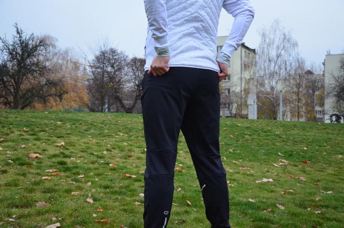 Bieganie w zimne dni - jakie spodnie