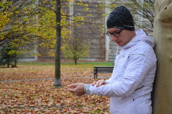 Bieganie w zimne dni - po jaką odzież sięgać