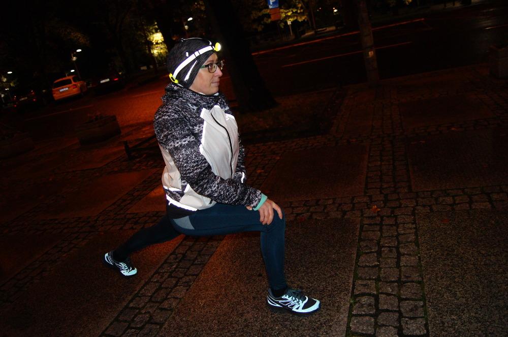 Bieganie wieczorem, jak to robić bezpiecznie