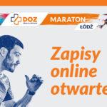 DOZ Maraton Łódź 2019. Znamy ważne szczegóły