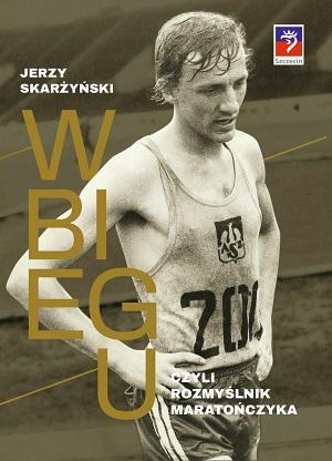 Rozmyślnik Jerzy Skarżyński, książki dla biegaczy