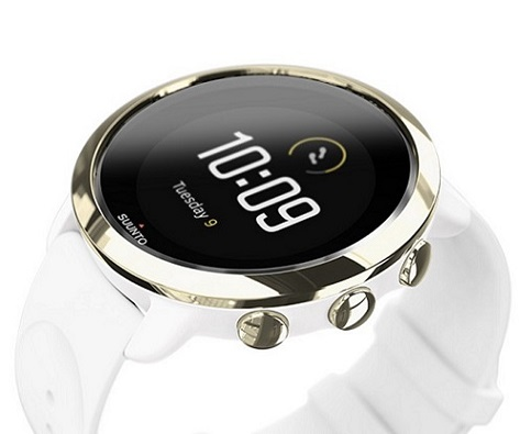 Suunto 3 Fitness zegarek na prezent dla biegacza