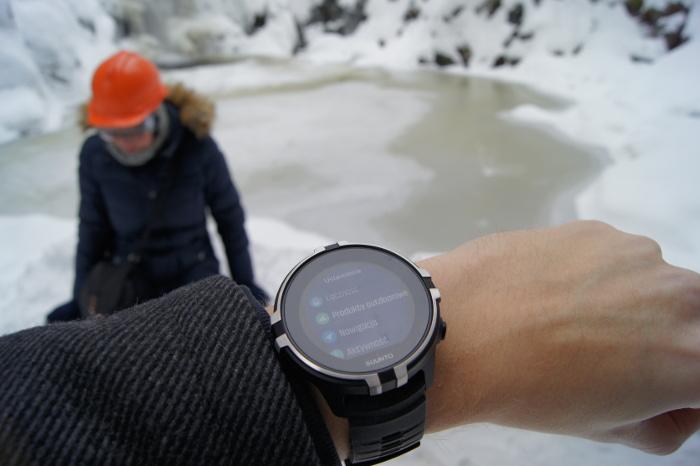 zegarek suunto spartan ultra gold special edition hr