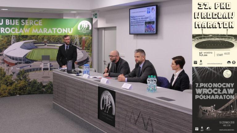 Rozbiegany Wrocław 2019 - maraton, półmaraton i WrocWalk Marathon