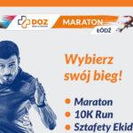 DOZ Maraton Łódź już 7 kwietnia 2019 r. Saucony partnerem technicznym