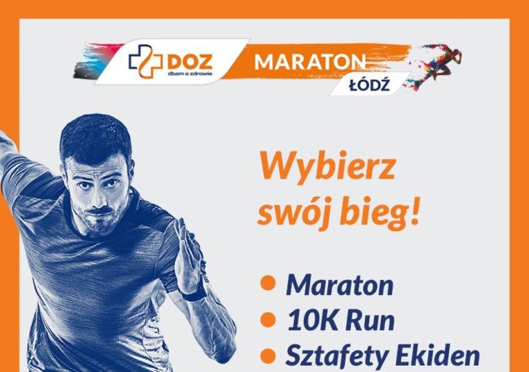 DOZ Maraton Łódź już 7 kwietnia 2019
