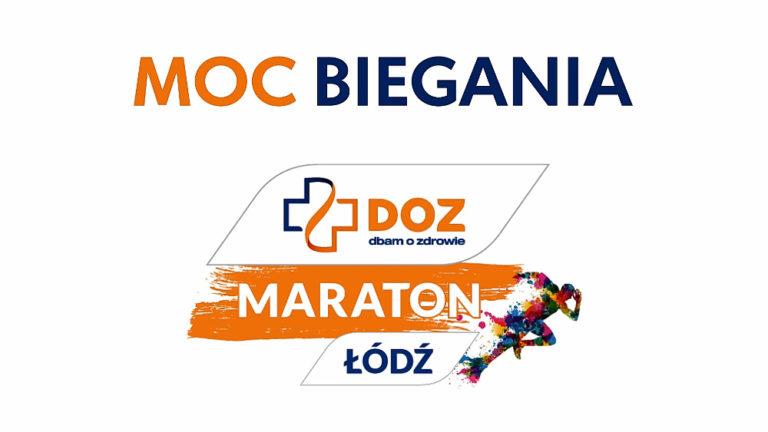 Znamy już trasę kolejnej edycji DOZ Maraton Łódź 2019