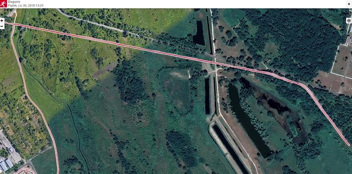 Polar Vantage M jakość GPS