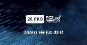 Poznań kusi biegaczy. Półmaraton i maraton w 2019 roku!