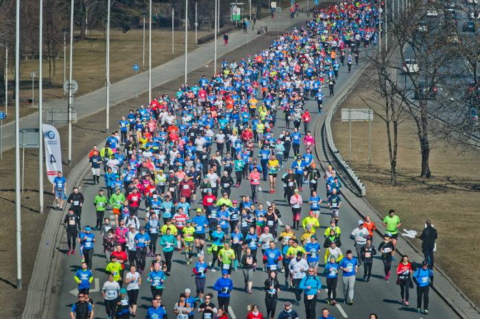 Półmaraton Warszawski 2019