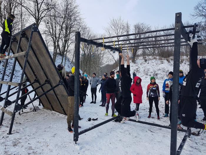 jak trenować do zimowy runmageddon