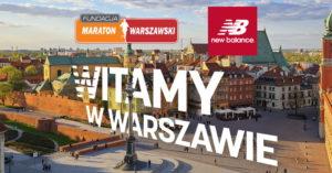 Fundacja Maraton Warszawski wita New Balance