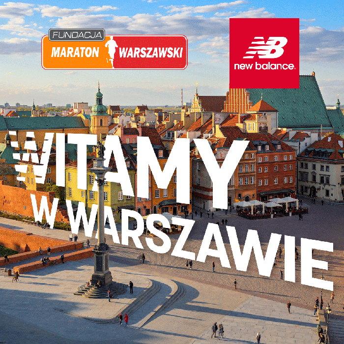 Fundacja Maraton Warszawski z New Balance